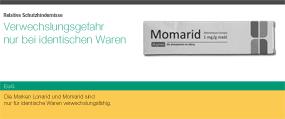 Lonarid vs Momarid klein