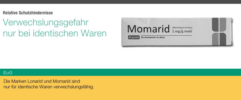 Lonarid vs Momarid