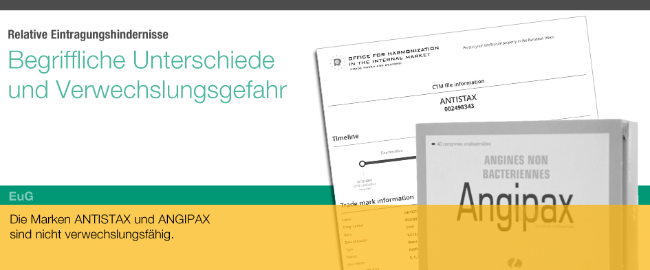 Antistax vs Angipax