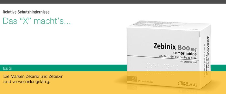 Zebinix = Zebexir