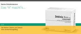 Zebinix vs Zebexir klein