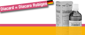 Diacaro Robugen = Diacard klein