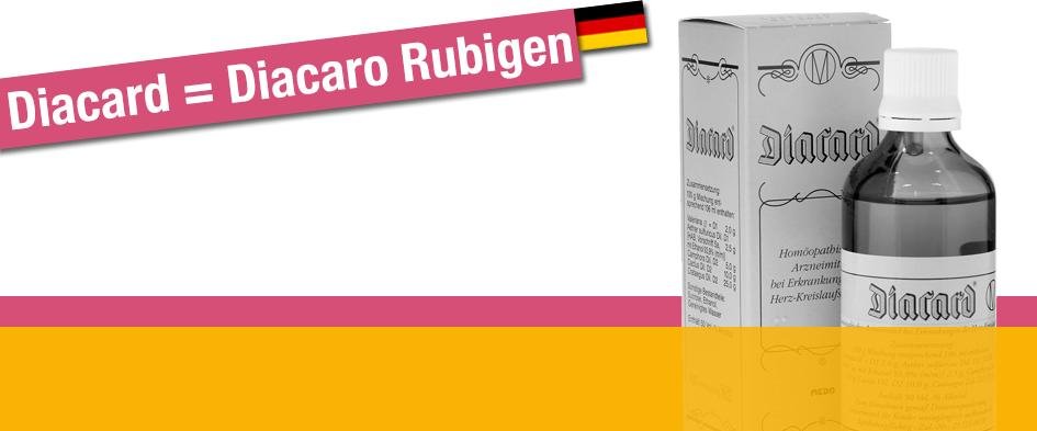 Diacaro Robugen = Diacard